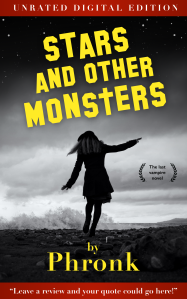 Stars and Other Monsters Cover V2.001